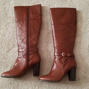 Knee high Marc Fisher boots